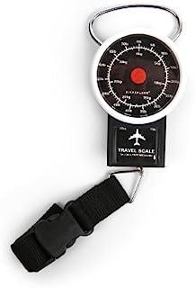 Kikkerland 旅行行李秤 黑色 多色 变量 TT08