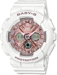 Casio 卡西欧 BABY-G 女士手表 BA-130