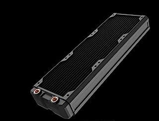 Hardware Labs Black Ice Nemesis GTR 黑色碳散热器 - 360 毫米