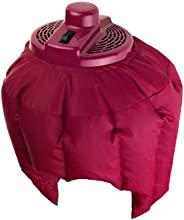 Efbe-Schott 软帽吹风机 LT52 德国制造,可洗烘干帽,紫色,320 W
