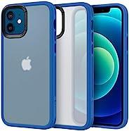 CYRILL Color Brick 专为 Apple iPhone 12 手机壳(2020),iPhone 12 Pro 手机壳(2020) - 亚麻蓝