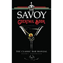 The Savoy Cocktail Book (English Edition)
