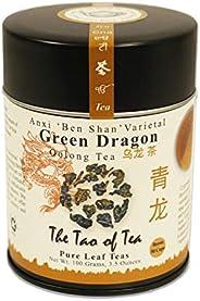 The Tao of Tea 青龙 乌龙茶 散装,3.5 盎司(100克)/罐