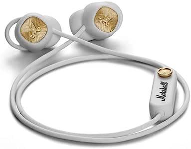 Marshall 马歇尔 Minor II无线入耳式耳机,白色- 新
