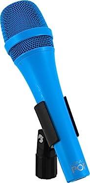 MXL LSM-9 POP 扩音动态麦克风,蓝色