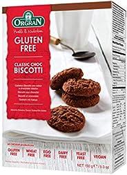 Orgran 不含麸质,素食巧克力饼干 5.5 盎司