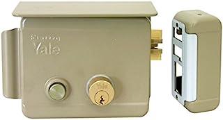 适用于 Gates Art 的电锁。 68880 带可锁门锁,可通过钥匙从外部操作,从内部通过按钮(带钥匙),Impetus 电低电压(10 W-12 V)。 CATENACCIO 2 机械师