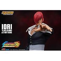 "Storm Collectibles 1/12 Iori Yagami拳王 98英寸动作人偶,多色(STM87129)"""
