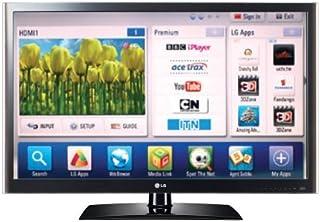LG 32LV550T 32 英寸宽屏全高清 1080p 100Hz LED 智能互联网电视 带Freeview HD