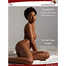 Art Models Nedah039: Figure Drawing Pose Reference (Art Models Poses) (English Edition)