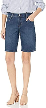Lee Women's Relaxed-Fit Bermuda S