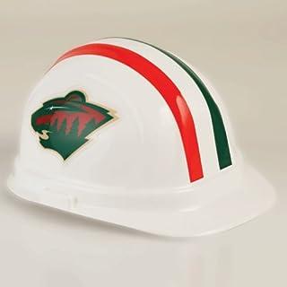 NHL 9817321 明尼苏达野外包装硬帽