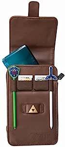 PowerA 塞尔达传说:冒险家小袋子套装(Nintendo 3DS XL / 3DS / DSi XL / DSi)