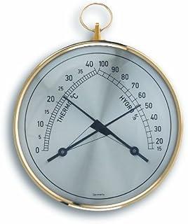 TFA Dostmann 温度湿度计 气候温度计 45.2005,100毫米