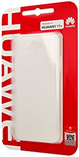 华为 BXHU1605 - 保护套适用于 Y5 II,透明白色