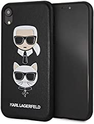 Karl Lagerfeld 手机壳 iPhone Xr 黑色