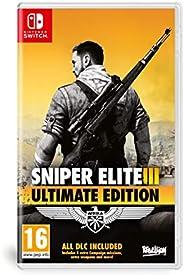 SNIPER ELITE 3 终极版 - 开关