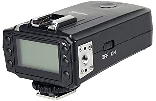 Kenko 肯高 WTR-1 C 2.4 Ghz 发射器,用于无线控制 Kenko 闪光灯设备(适用于佳能)