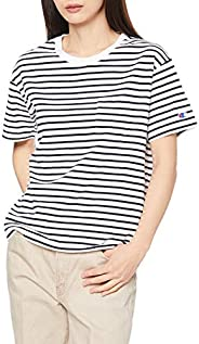 [Champion] Basic系列 短袖T恤 CW-T327 女士