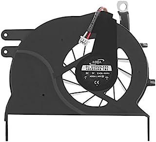 Qoltec Zubehör 笔记本电脑(风扇冷却器、笔记本、黑色,宏碁 AS3680 AS5570 AS5580)
