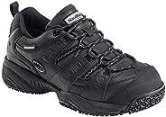 Nautilus Safety Footwear 男士 Eh 运动鞋, 黑色//白色, 7