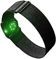 Polar Verity Sense - 运动光学心率监视臂带 - ANT+ 和双蓝牙 HRM - 防水心率传感器,只有一个按钮 - 兼容 Peloton,Zwift 和其他应用程序