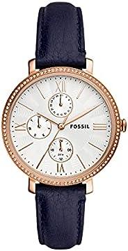 Fossil 手表 JACQUELINE MULTIFUNCTION ES5096 女士 蓝色
