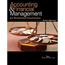 Accounting & Financial Management for Residential Construction (English Edition)