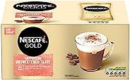 Nescafé Gold 卡布奇诺无糖咖啡,50袋 X 14.2克
