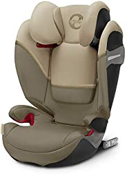 Cybex Solution S-Fix 汽车座椅,经典米色
