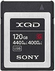 Sony qdg120f 闪存存储卡(120 克)
