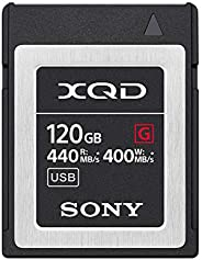 Sony qdg120f 閃存存儲卡(120 克)