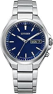 Citizen 手表 AT6070-57L 男士 银色