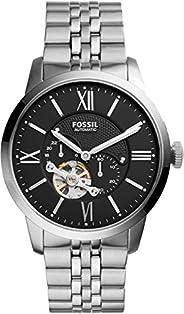 Fossil 手表 TOWNSMAN ME3107 男士 银色