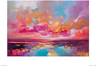 Scott Naismith PPR51329 60 x 80 厘米带框图片,多色