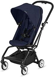 Cybex 賽百斯 Eezy S 輕便四輪嬰兒傘車 輕便手推車 牛仔藍(可上飛機易折疊)