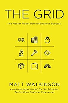 """""""The Grid: The Decision-making Tool for Every Business (Including Yours) (English Edition)"""",作者:[Matt Watkinson]"""
