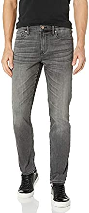 Calvin Klein Men's Slim-Fit Jeans, PENN GREY, 3