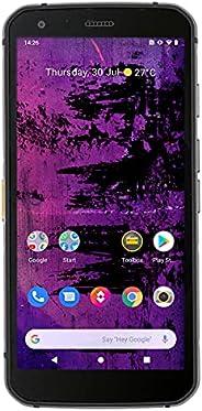 CAT PHONES S62 Pro Rugged 智能手机 - 北美变型 - 带 FLIR 热成像机,黑色