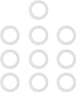Haiouus 排水塞垫片垫圈 兼容丰田雷克萨斯 90430-18008 10件套