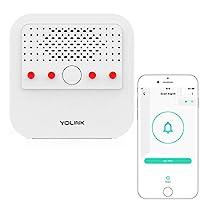 YoLink 1/4 英里远距离家庭*套件智能家居自动化系统 白色