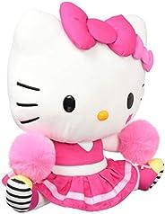 Sanrio 三丽鸥 Hello Kitty 毛绒玩具熊 M