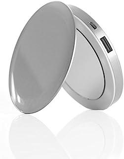 Hyper 44746 珍珠迷你小巧镜面电池组 - 银色