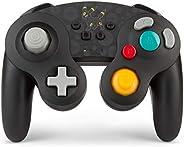 PowerA Pokemon 无线GameCube 样式控制器,适用于任天堂切换器 - Umbreon
