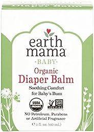 Earth Mama *尿布膏金盏花霜,2 液体盎司