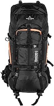 TETON Sports Ultralight Plus 背包;輕型徒步背包,適用于露營、狩獵、旅行和戶外運動