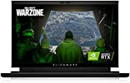 Dell 戴尔 Alienware m15 R4,15.6 英寸全高清,英特尔?酷睿? i7-10870H,NVIDIA? GeForce RTX? 3070,16GB 内存,1TB 固态硬盘,Win10 家庭版。