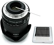 AAwipes ESD-Safe 传感器凝胶棒防静电专业传感器棒适用于相机 CCD CMOS C 和 LED 模块,OLED 模块,灰尘清洁棒适用于数码单反相机,无反光相机和镜头