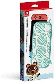 Nintendo 任天堂 Switch便携包 《集合啦!动物森友会》浣熊阿罗哈图案 附屏幕保护膜