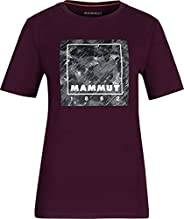 Mammut 猛犸象 T恤 Mammut 女士